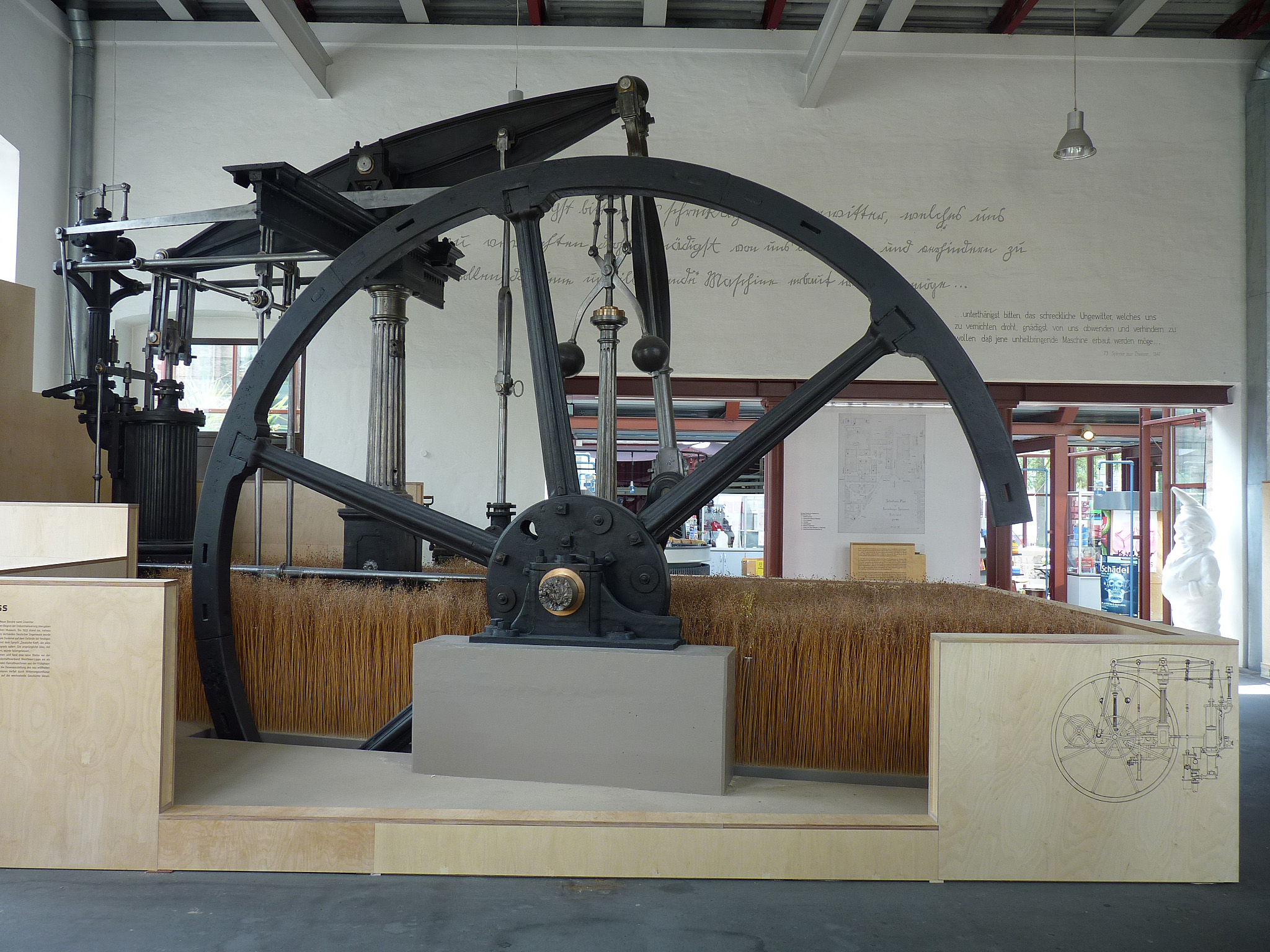 Len Bielefeld dauerausstellung historisches museum bielefeld