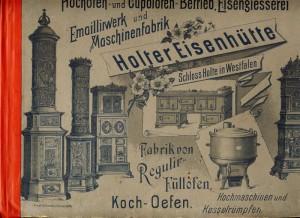Holter Hütte Katalog