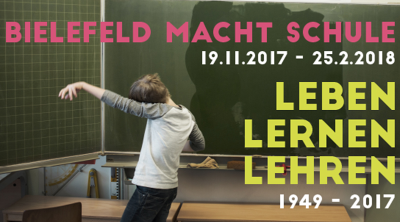 BIELEFELD MACHT SCHULE (19. 11. 2017 – 25. 2. 2018)