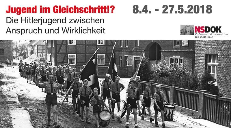 Jugend im Gleichschritt!? Die Hitlerjugend zwischen Anspruch und Wirklichkeit