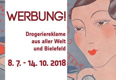 WERBUNG! Drogeriereklame aus aller Welt und Bielefeld