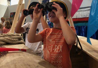 Tag der Offenen Tür im Kinder-Kunst-Museum: Reise in den Orient – mit Henri Matisse in Marokko