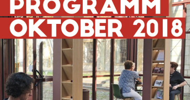 Programm Oktober 2018