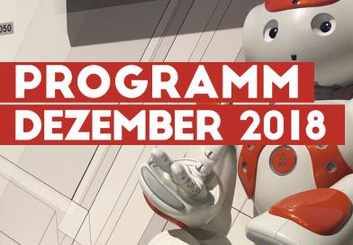 Programm Dezember 2018