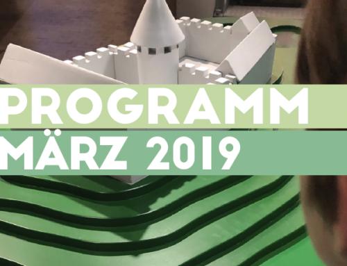 Programm März 2019