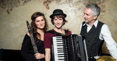 Konzert des Trio Picon mit Hesam Asadi