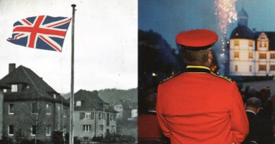 Briten in Westfalen 1945 – 2017<br> 17. 3. – 12. 5. 2019