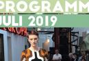 Programm Juli 2019
