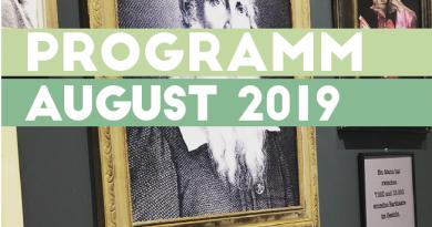 Programm August 2019