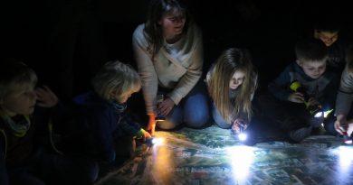 Nachts im Museum – Unsere Taschenlampenführungen starten wieder!