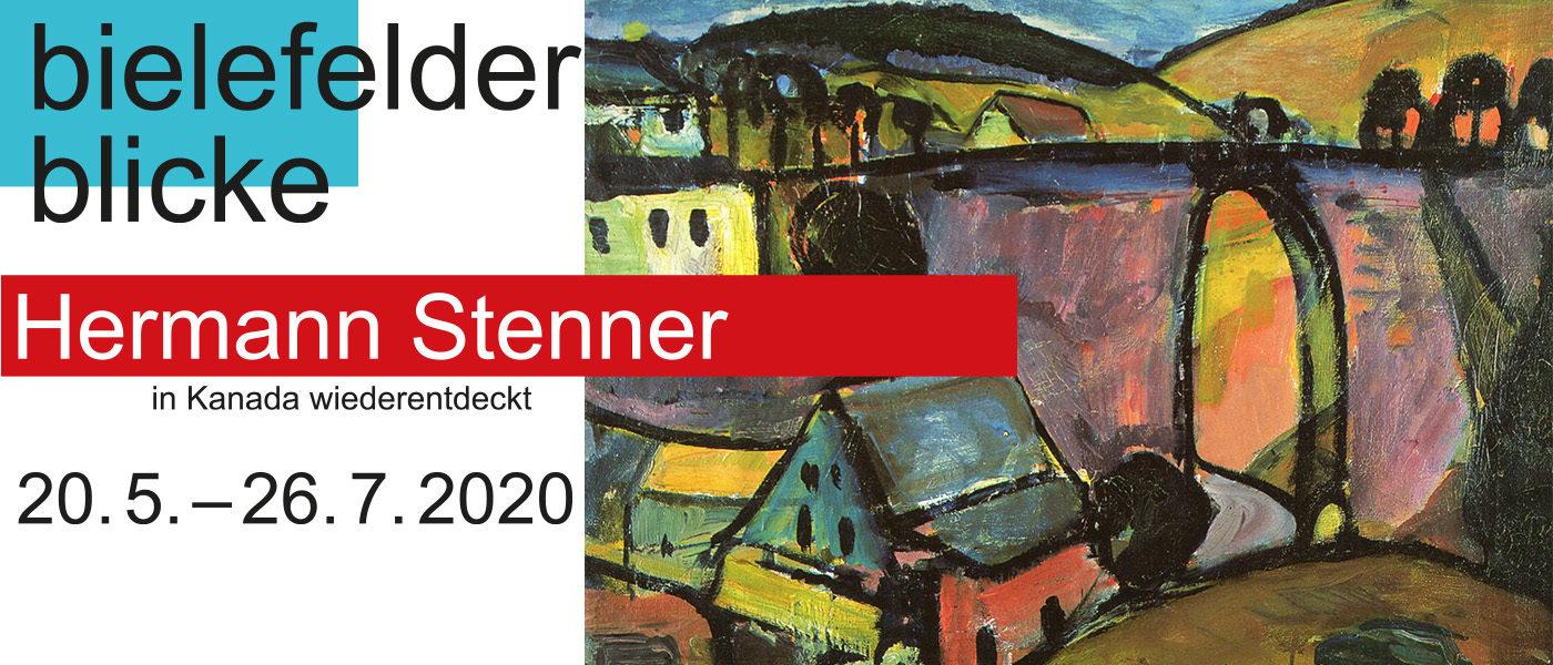 Hermann Stenner –  in Kanada wiederentdeckt