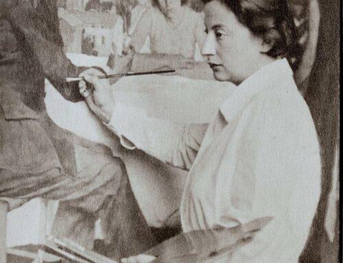 Lotte Laserstein – eine Wiederentdeckung