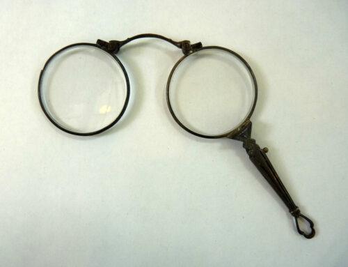 Objektgeschichte: die Brille